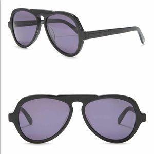 Karen Walker Oscar aviator sunglasses